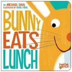 【预订】Bunny Eats Lunch