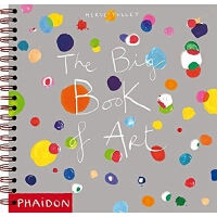 The Big Book of Art   大大的艺术书 【0-3岁】英国菲登出版
