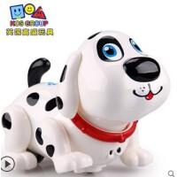 高盛玩具 启蒙益智智能机器狗 笨笨狗 宠物会唱歌跳舞80061