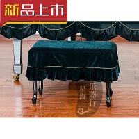 加厚单人双人钢琴凳罩古筝钢琴凳子罩套钢琴罩半罩钢琴凳套定制