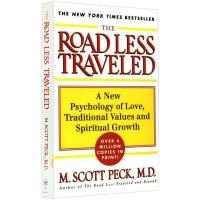 少有人走的路 英文原版 The Road Less Traveled 全英文版心理学原著 心智成熟的旅程 m.斯科特.