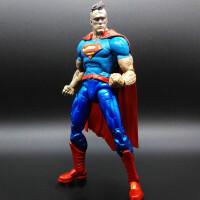 蝙蝠侠大战超人正义联盟 小丑摆件可动人偶手办公仔模型 DCSN6584 国产 关节可动人偶