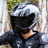 TankedRacing坦克摩托车半盔防晒男女半覆式时尚夏季T536电动车安全帽