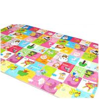 幼儿爬爬垫 儿童地毯泡沫地垫学爬宝宝爬行垫折叠小孩垫子