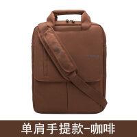 男女商务包苹果双肩电脑包手提时尚13.3/14/15.6寸笔记本背包单肩