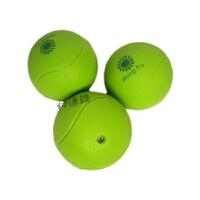 太极柔力球磨砂充气软球硅胶充气装沙柔力球充气球