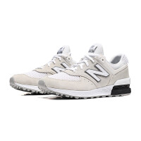 New Balance/NB男女休闲鞋2018新款574系列复古运动鞋MS574STK