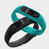小米手环2 小米手环2代 智能手环蓝牙防水计步器睡眠心率检测器手表