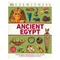 DK Eyewitness Ancient Egypt 目击者系列 古埃及 DK出版社 少年科普读物 全彩大图 古埃及