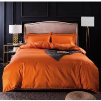 简约全棉长绒棉四件套欧式纯棉床单被套1.8m床上用品