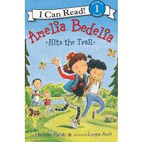 Amelia Bedelia Hits the Trail 阿米利亚波德里亚出发吧(I Can Read,Level