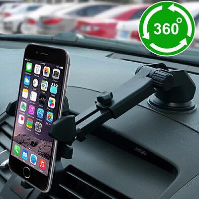 多功能车载手机支架汽车用导航仪吸盘式出风口车内车上仪表台通用多功能车载手机支架