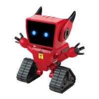熊出没COCO机器人小铁光头强玩具公仔声光1-3-6岁男孩