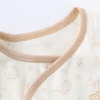 婴儿连体衣夏季薄婴幼儿蝴蝶衣0-1岁内衣爬服
