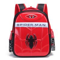 蜘蛛侠儿童书包男小学生1-3年男孩护脊减负一年书包美国队长