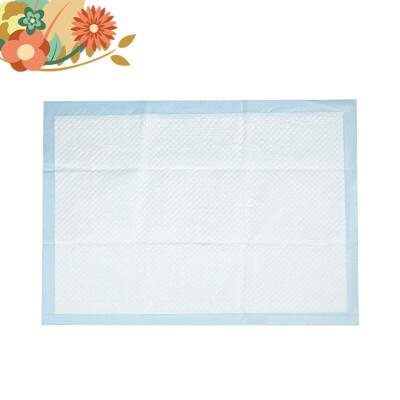 隔尿垫婴儿一次性新生儿用品护理垫月经垫透气小垫子50片*2包     i7h