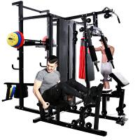 大型综合训练器龙门架健身器材家用多功能力量组合运动器械套装