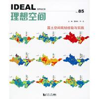 理想空间系列丛书85集 本期主题:国土空间规划经验与实践 同济大学主编 城市规划设计书籍