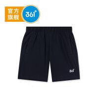 【到手价:47.6】361度 男童针织短裤夏季新款K51823502