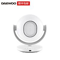大宇(DAEWOO)无叶风扇 电风扇 智能遥控家用节能 台式风扇 F7