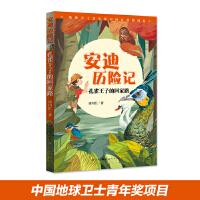 安迪历险记:孔雀王子的回家路(国内首部原创自然科普童话,为孩子打开看世界的窗口。让自然陪伴童年,用故事守护地球,愿大自