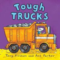 【现货】英文原版 神奇的机器:卡车 Amazing Machines: Tough Trucks 认知启蒙 儿童绘本