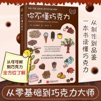 【官方正版】你不懂巧克力(日)香川理馨子 黄少安译 新华书店正版书籍 生活饮食书籍 巧克力的秘密 巧克力的大揭秘 健康生