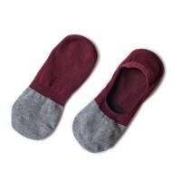 靴下物运动男士船袜休闲商务棉袜低帮浅口打底短袜基础款袜子男潮 均码