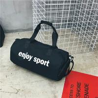 行李包男大容量健身包女包潮欧美运动旅行包手提韩版短途出差 中