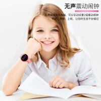 手表女学生时尚韩版简约智能潮流运动黑科技女生