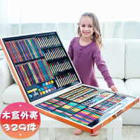 儿童画笔套装72色水彩笔文具礼盒套装幼儿园彩色笔36色生日礼物彩笔
