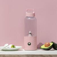 榨汁杯迷你小型家用学生果汁机充电便携式榨汁机抖音同款