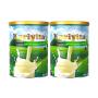 Karivita 卡瑞特兹 新西兰进口成人奶粉 高钙脱脂奶粉 900g*2罐