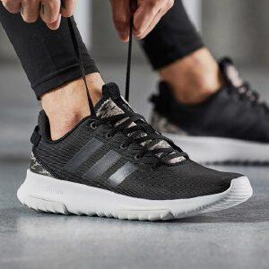 adidas阿迪达斯NEO男子休闲鞋CF LITE RACER休闲运动鞋CG5726 ZT