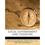 【预订】Local Government and Taxation