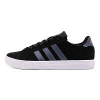 (9.22-24日 满100减30 满279减100)Adidas阿迪达斯 男鞋 2018新款运动轻便篮球休闲鞋板鞋