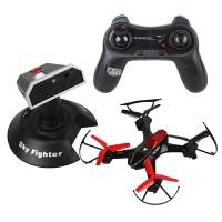 玩具亲子对战遥控飞机儿童充电摇控四轴飞行器无人战斗直升机