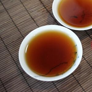 2016年 三鹤 六堡茶 茶叶 普洱茶生茶 2.5公斤/箩 2箩