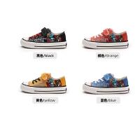儿童帆布鞋男童鞋子韩版小童女童小童板鞋布鞋2020春秋季新款