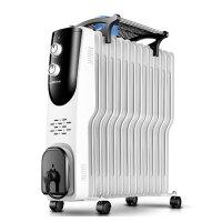 志高取暖器电暖器节能电暖气电油汀取暖器家用电热油汀