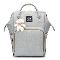 妈咪包双肩包多功能母婴包时尚宝妈外出旅行大容量背包孕妇待产包