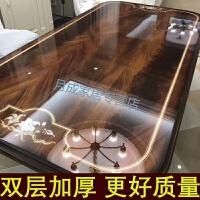 水晶硅胶膜家具贴膜透明保护膜耐高温家居实木餐桌子茶几大理石桌面自粘