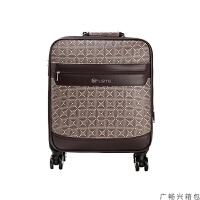 商务行李箱16寸小型拉杆箱万向轮软旅行箱男登机牛津布女18寸超轻