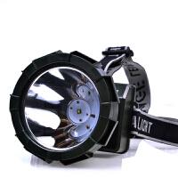 雅格头灯YG-5575充电式锂电池防水雅阁5W钓鱼LED白光