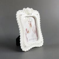 相框摆台创意欧式复古7寸6寸8寸10寸七寸六寸十相片框画框照片框 镶钻树脂相框