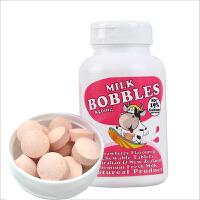 【 网易考拉】Milk Bobbles博贝斯澳洲原装进口儿童学生成人孕妇高钙牛奶水果咀嚼奶片180粒/瓶 草莓味