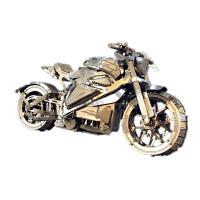 3D立体金属拼图模型牧马人越野车大脚车复仇者电摩摩托车