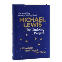 未完成的计划 英文原版 The Undoing Project 迈克尔 刘易斯