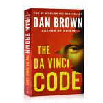 【满300-100】达芬奇密码 英文原版 The Da VinCi Code 悬疑推理侦探小说书籍 但丁密码 丹布朗 D