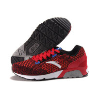 ANTA/安踏 男鞋休闲鞋复古低帮运动鞋11618809-2